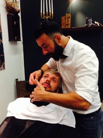 misters barbershop umeå